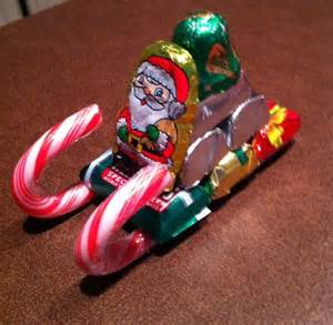 Candy cane sleigh crafty fox arts and crafts pinterest