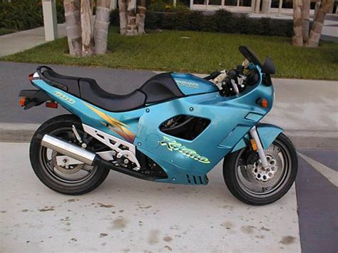 1996 Suzuki Katana These Pictures Were Taken Before Adding The Decals