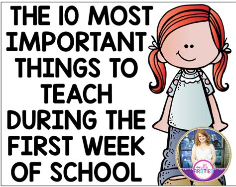 the three most important things to teach our children books my silly firsties the 10 most important things to teach