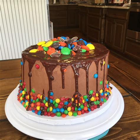 it is easy to have a cake that is both lovely to look at and oh so chocolate cake with chocolate buttercream and chocolate