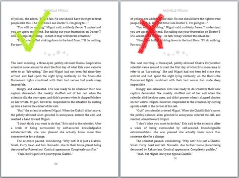 essay format page numbers 9 ways to make your self published book look more