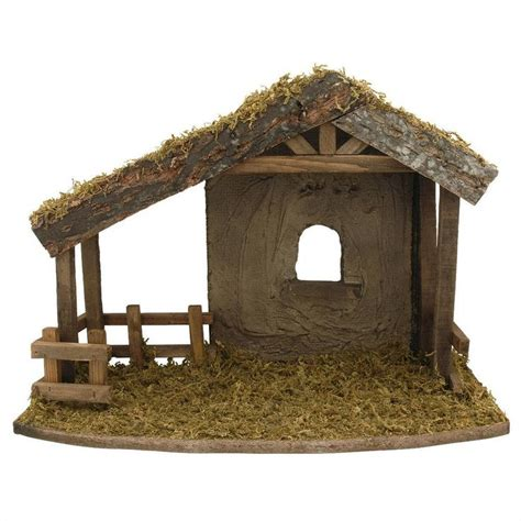 1000 ideas about nativity stable on pinterest nativity