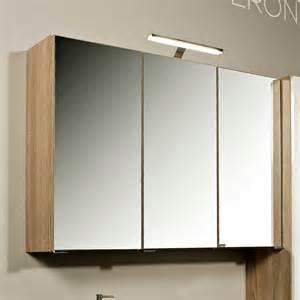 spiegelschrank beleuchtung spiegelschrank ranica mit led beleuchtung wohnen de