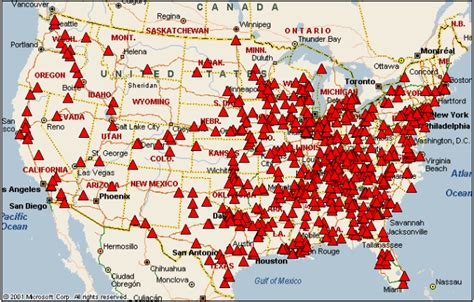 map of with stops s truck stop location map search engine at