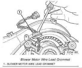 2004 pacifica blower motor resistor 2004 chrysler pacifica blower resistor 2004 free engine image for user manual