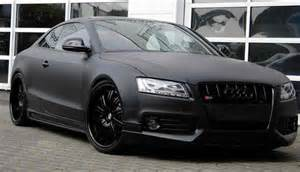 Murdered Out Audi Blacked Out Audi S5 Murdered Cars