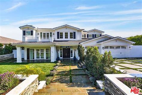 home design 1300 palisades center drive 13 899 million newly built cape cod style mansion in