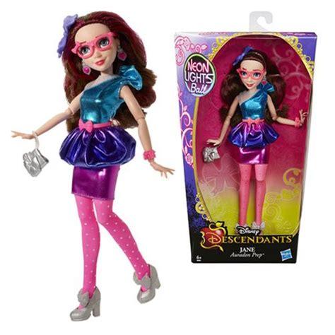 disney descendants neon lights dolls disney descendants neon lights of auradon prep doll