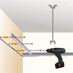 poser un plafond en plaques de pl 226 tre plafond