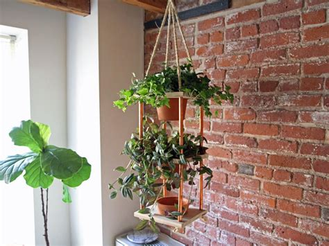 Make A Hanging Planter by How To Make A Hanging Copper Planter Danmade Dan