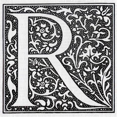 illuminated letter templates free search results for illuminated letter templates