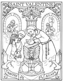 coloring book pages st day st coloring page saints