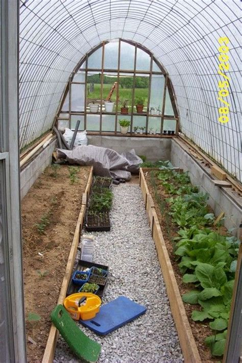 raised bed greenhouse raised beds in greenhouse greenhouse pinterest