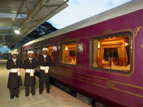 india luxury train luxury trains in india offering royal rail journeys