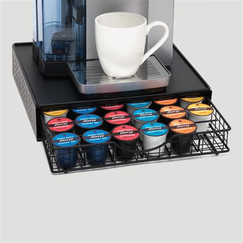 Coffee Storage Drawer by 36 Pod Coffee Pod Storage Drawer World Market