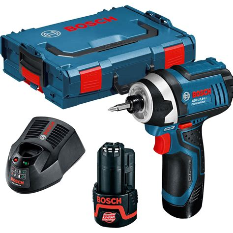 Murah Bosch 10 8v 10 8 V Battery For Cordless Power Tools bosch gdr 10 8 v li 10 8v cordless impact driver with 2 lithium ion batteries 2ah