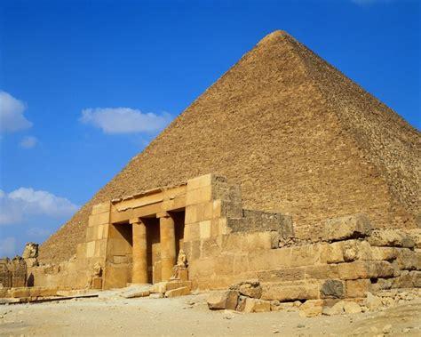 interno piramide di cheope le sette meraviglie mondo antico e moderno design mag