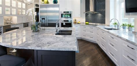 Marble Kitchen Countertops Quartz Countertops Cost Less With Keystone Granite Tile