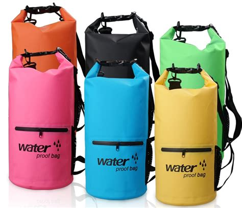 Drybag Atau Waterproof Bag 20 Liter outdoor waterproof bag 10 liter with pocket black jakartanotebook