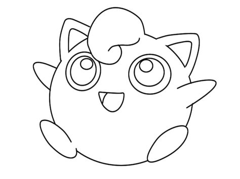 Jigglypuff Coloring Pages Pokemon Jigglypuff Coloring Pages Images Pokemon Images by Jigglypuff Coloring Pages