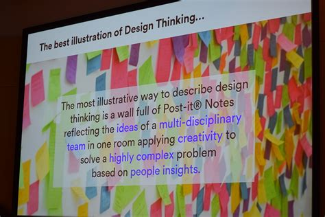 design thinking for the greater good creating a collaborative culture fellows visit 3m news