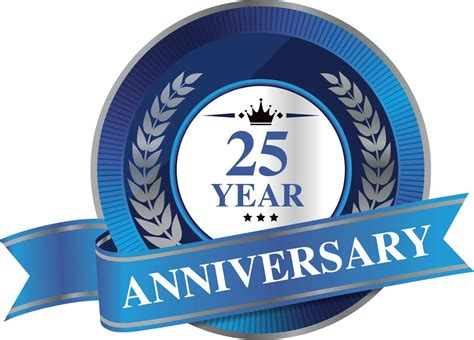 The 25 Years celebrating 25 years in 2017 portable toilet hire
