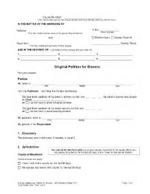 Essay About Divorce by Printable Divorce Papers Gameshacksfree