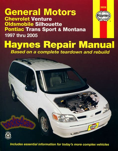 where to buy car manuals 1999 pontiac montana interior lighting shop manual service repair book haynes chilton venture montana silhouette trans ebay