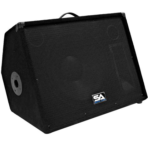 100 Floors Stage 42 by Seismic Audio Pair 15 Quot Floor Monitors Stage Studio Pro Pa