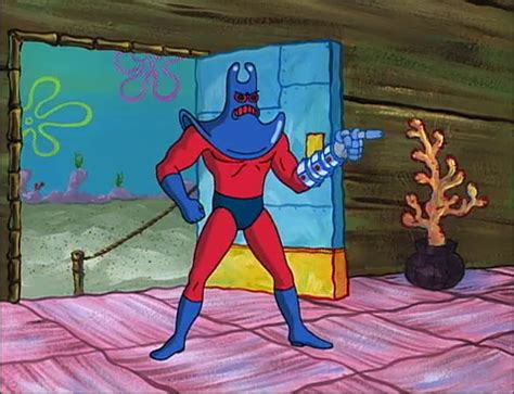 spongebuddy mania spongebob episode mermaidman