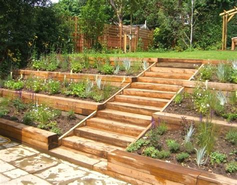 terrazze giardino giardini a terrazze progettazione giardini giardino