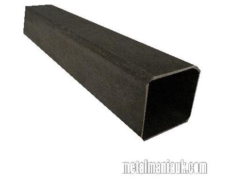 steel box section strength square box section steel 40mm x 40mm x 2mm