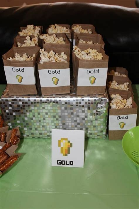 Fun Andlorful Minecraft  Ee  Party Ee    Ee  Ideas Ee   Shelterness