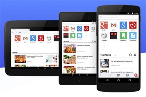 mini opera for android opera mini version 8 for android now available for
