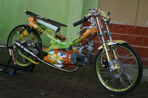 Drag Motor by Motor Drag Race Balap Drag Liar Motor Drag Yamaha