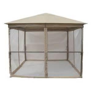 8 X 8 Gazebo Netting by Sunjoy Canopy 8 X 8 Gazebo With Mosquito Net