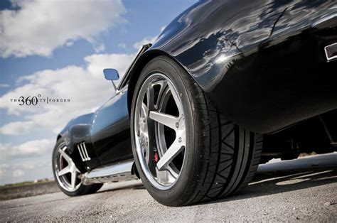 Kaos Racing Speed Black by Custom Wheels 360 Forged And A 69 Team Up For Kaos