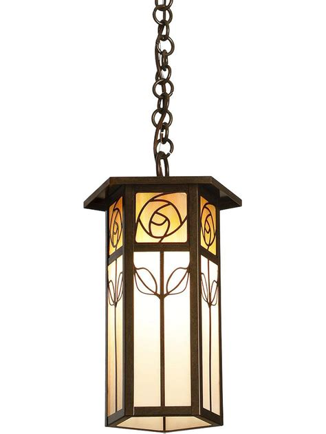 Arts And Crafts Pendant Light Arts And Crafts Lighting Pendant