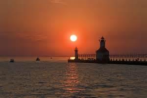 Joe Light St Joe Lighthouse At Sunset