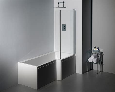 carron quantum square shower bath   mm
