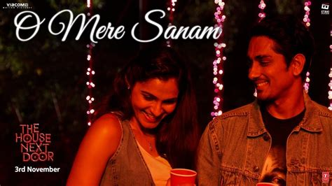 house music video download download o mere sanam video song the house next door benny dayal girishh g mp3
