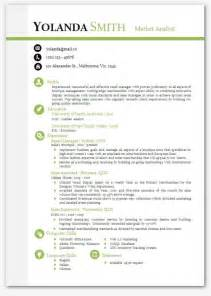 free modern resume templates word cool looking resume modern microsoft word resume template