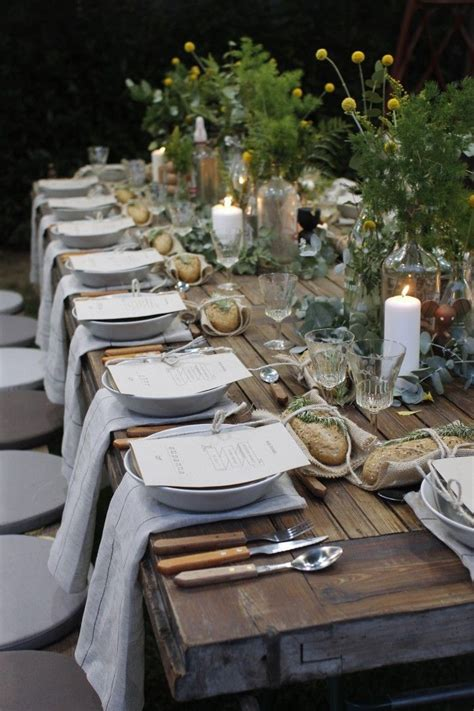 10 best ideas about harvest tables on rustic