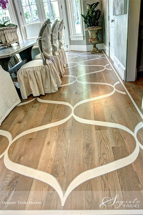 painted rugs on floors painted wood floor to mimic a rug for the home rugs floors pi