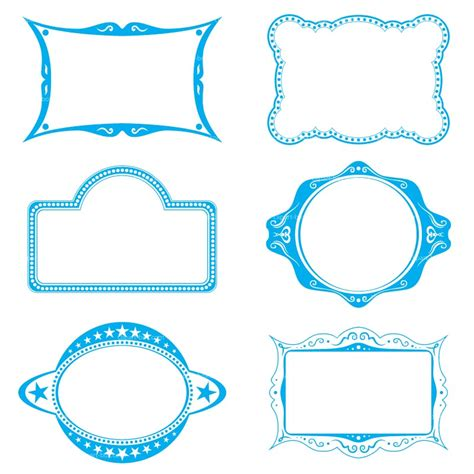 Frame Clipart 1208054 Illustration By by Name Frame Clipart