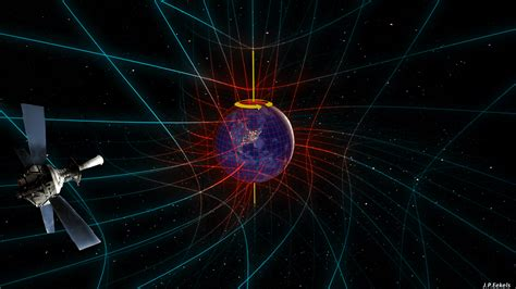 Time And Space the geodetic effect measuring the curvature of spacetime