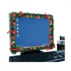 Small Desk Christmas Decorations Six Ways To Decorate Your Desk Not Your Coffee Mike S