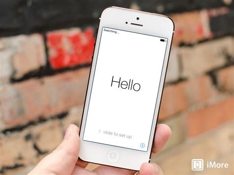 iphone start how to set up and start using your new iphone 5s or iphone 5c aivanet