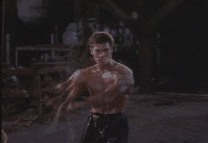 "bruce leroy after the glow gif | taimak ""bruce leroy"