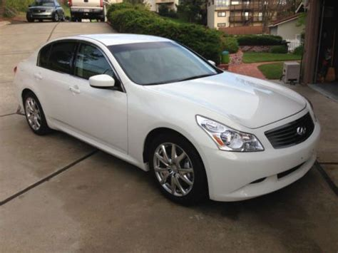 Purchase Used 2009 Infiniti G37 Sedan 25 000 Miles 6